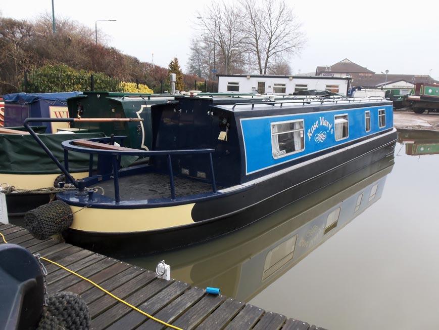 Serenissima Hire Boat