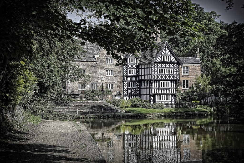Worsley Manchester Canal